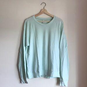 American Apparel Unisex Heavy Long Sleeve T-Shirt